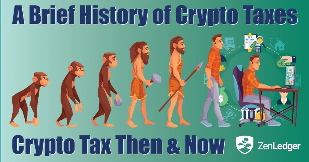 History of Crypto Taxes Accounting - ZenLedger