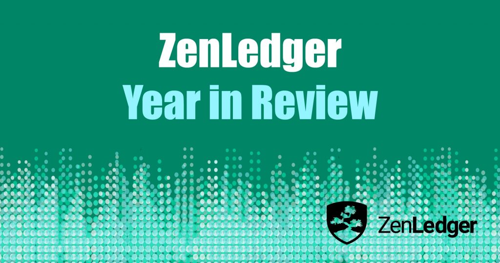 Best Crypto Tax Features and Integrations of 2020 - ZenLedger