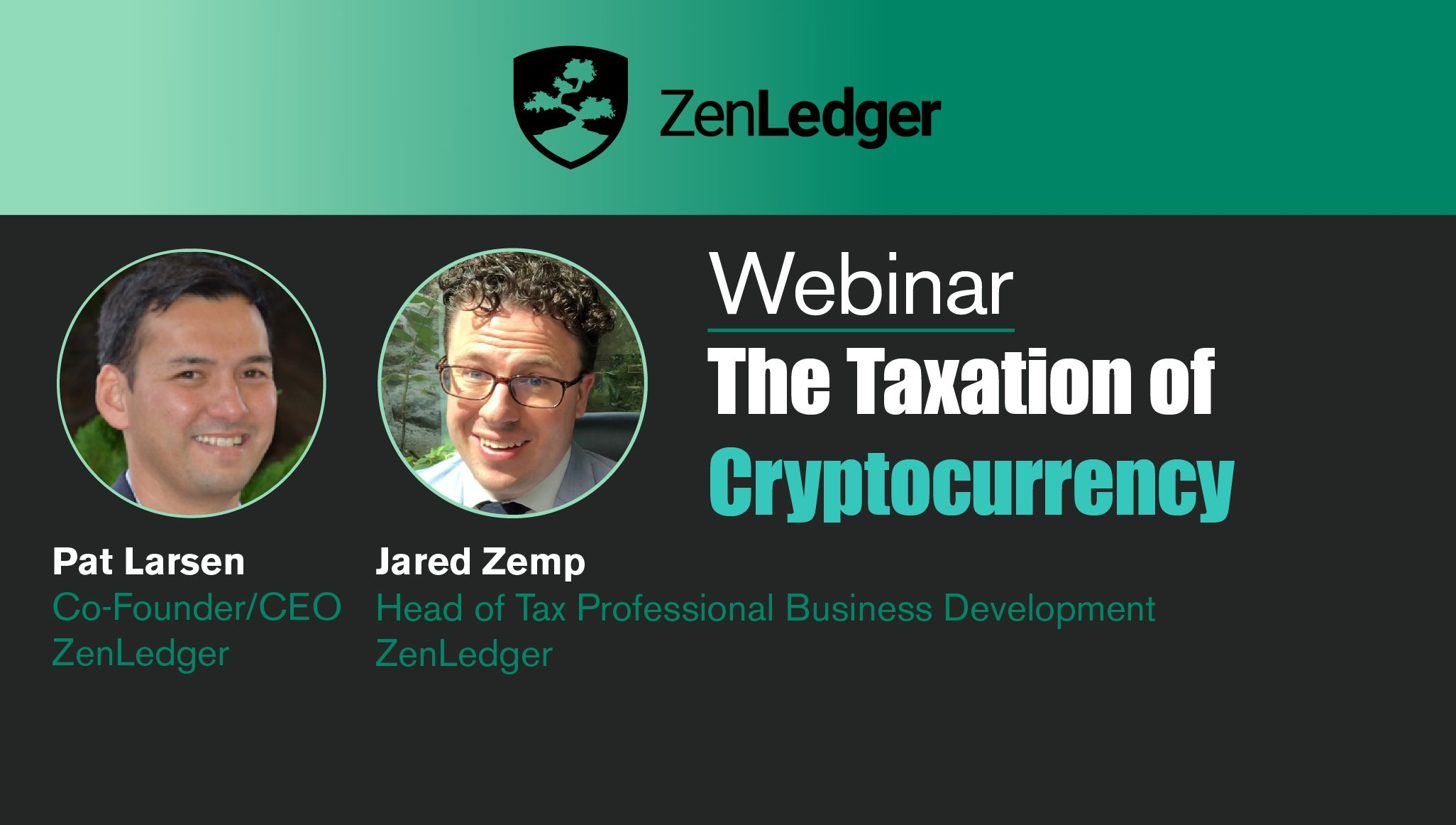 Intro to Cryptocurrency Taxes for Tax Professionals Webinar