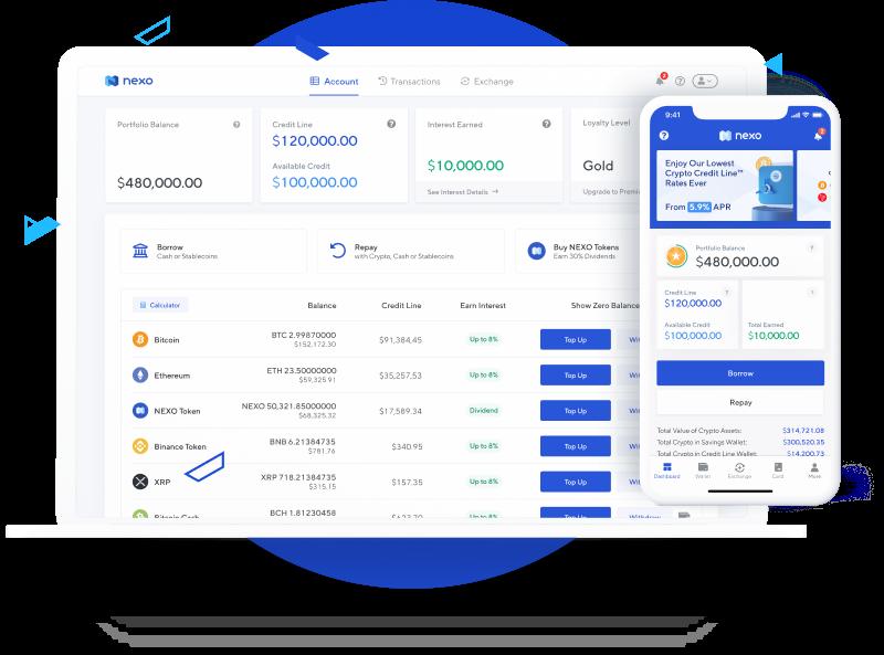 best Crypto Lending Platform