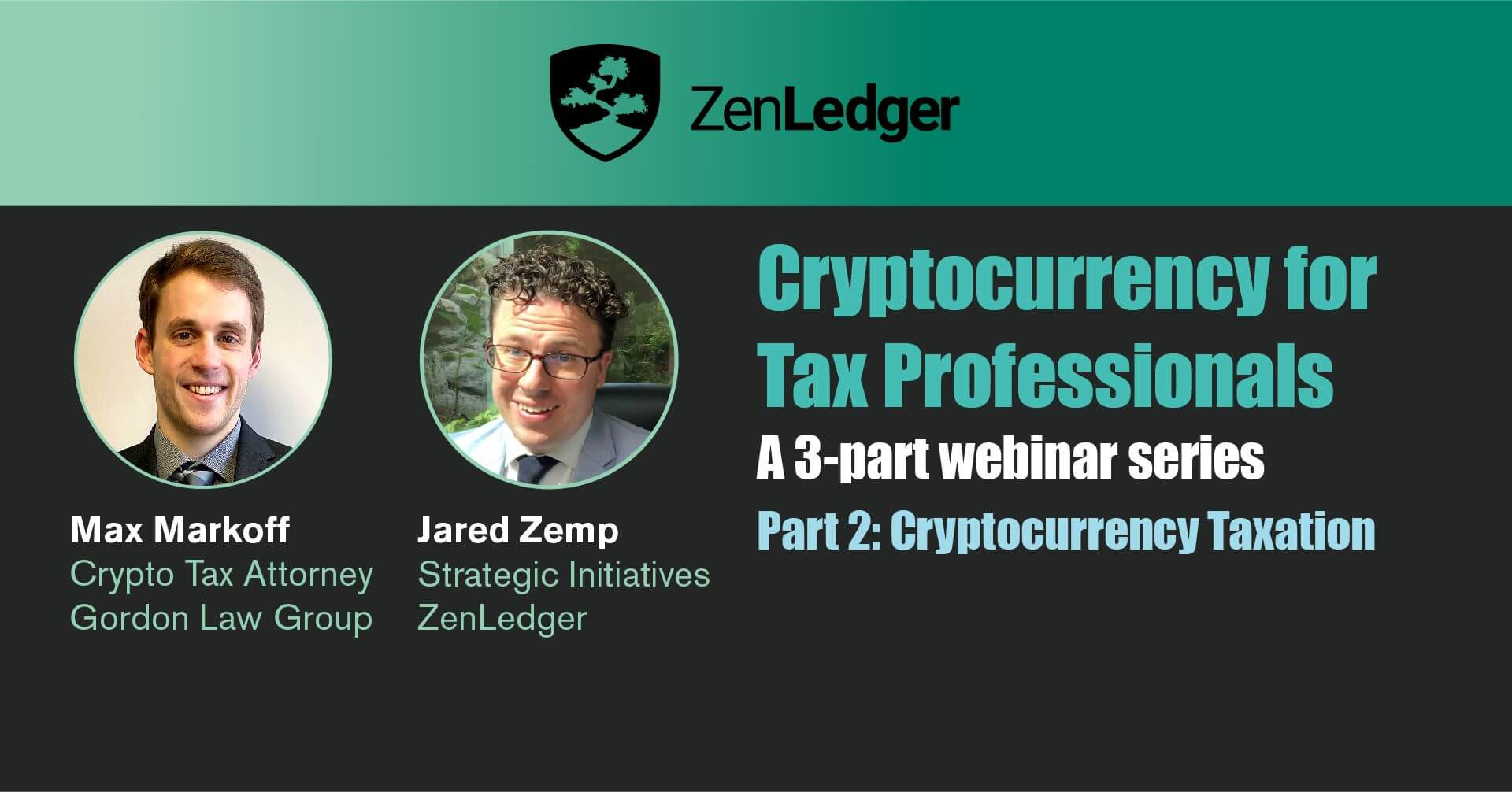 Crypto Taxation Webinar for Tax Professionals