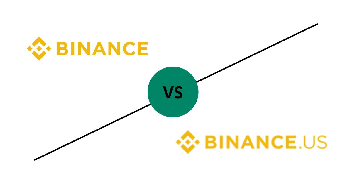 Binance vs Binance US