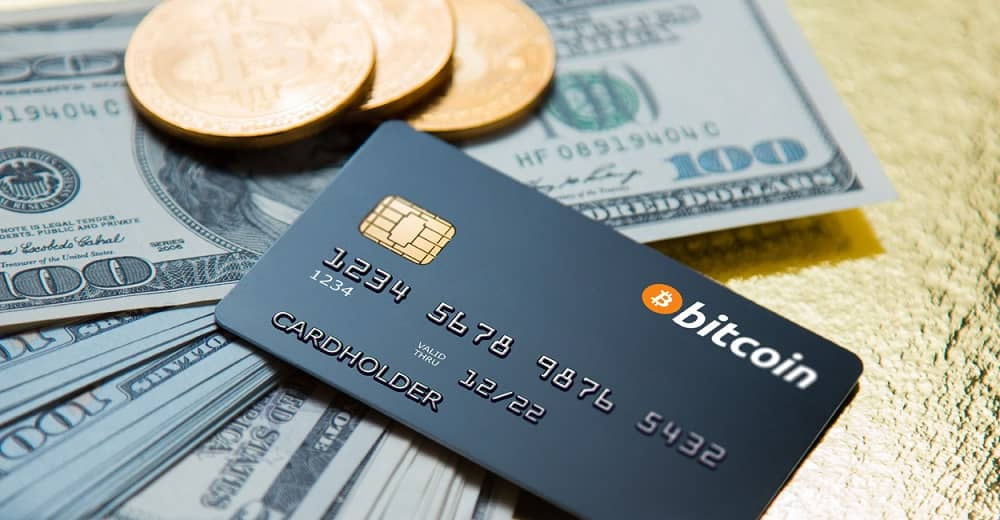 Buy Cryptocurrency with Credit Card