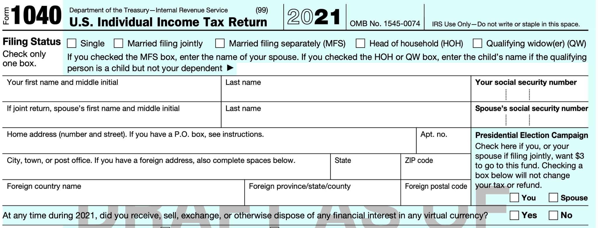 Cryptocurrency Tax Laws