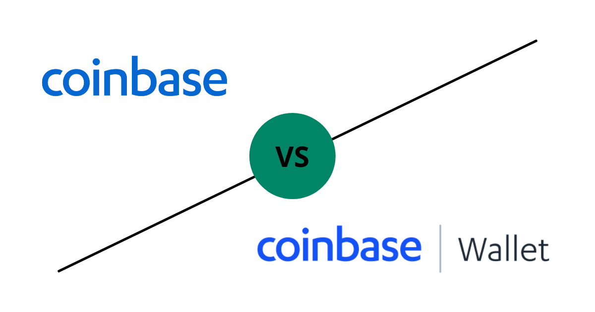 Coinbase vs. Coinbase Wallet