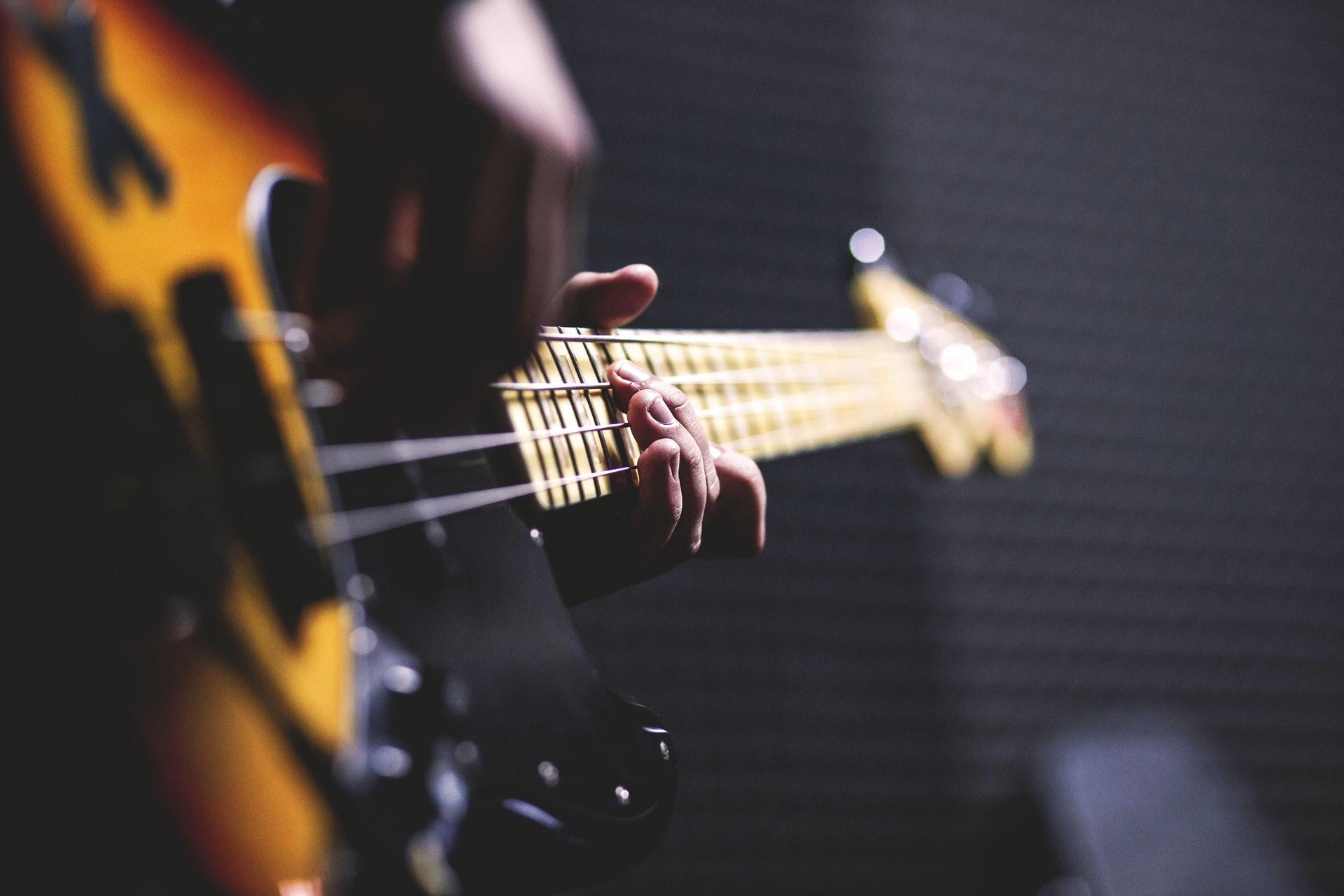 guitar lessons near me in Memphis TN