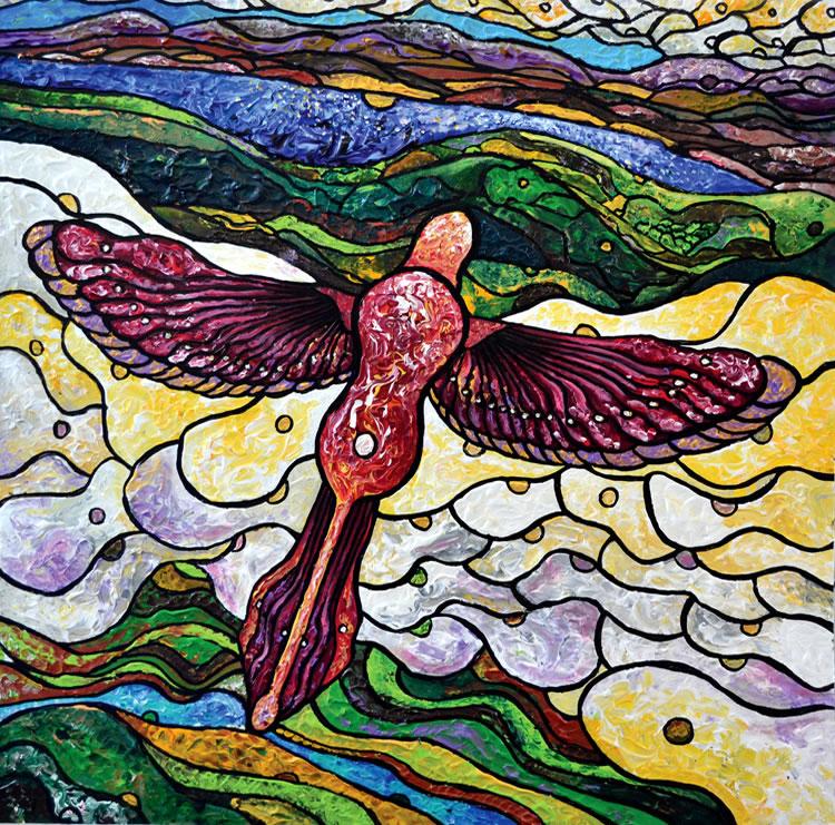 Cloudbird (Print)