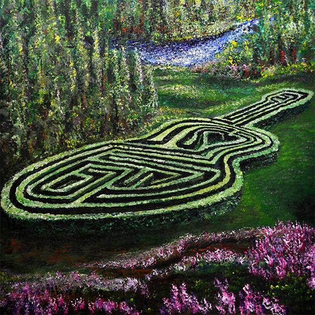 Labyrinth 1 (Print)