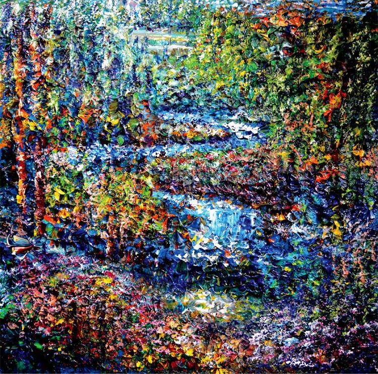 Rush River 1 (Print)