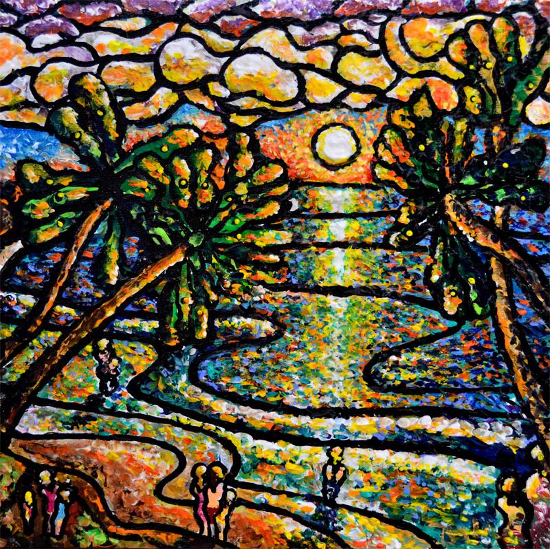 Beachset (Print)