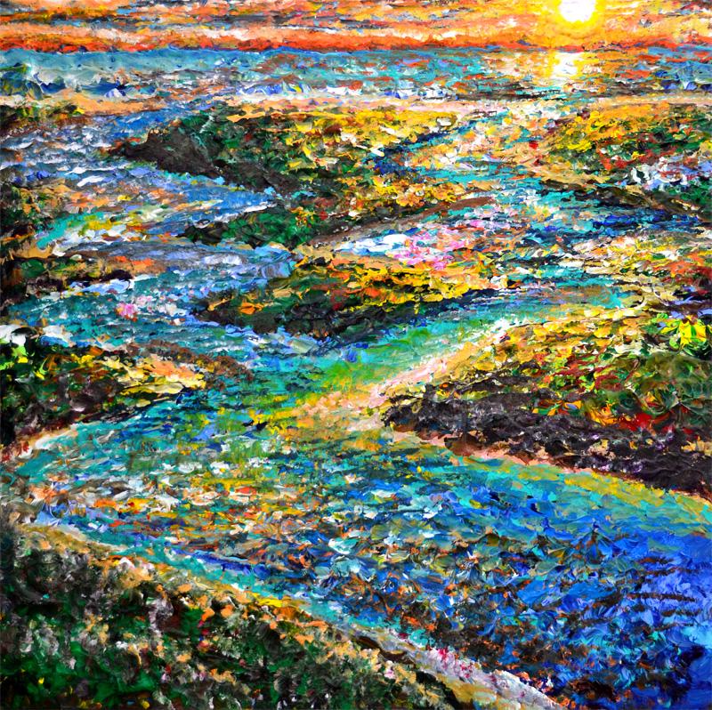 Estero River (Print)