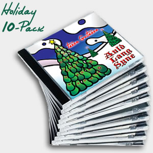 Auld Lang Syne  Holiday 10-Pack (CDs)