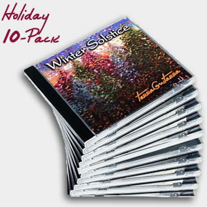 Winter Solstice Holiday 10-Pack (CDs)
