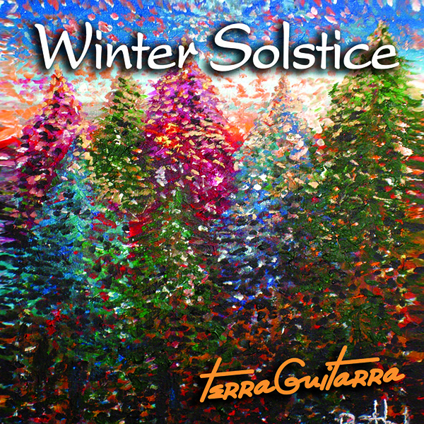 Terra Guitarra: Winter Solstice  (CD)
