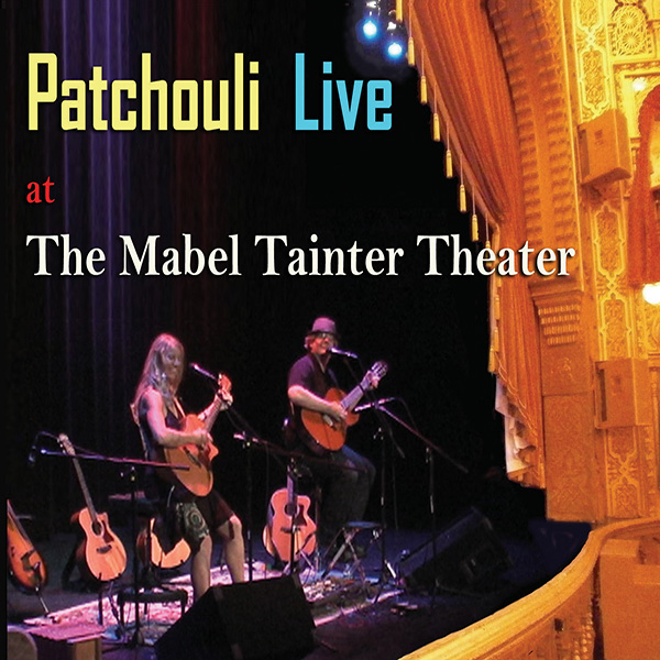 Patchouli Live at The Mabel Tainter Theater (CD)