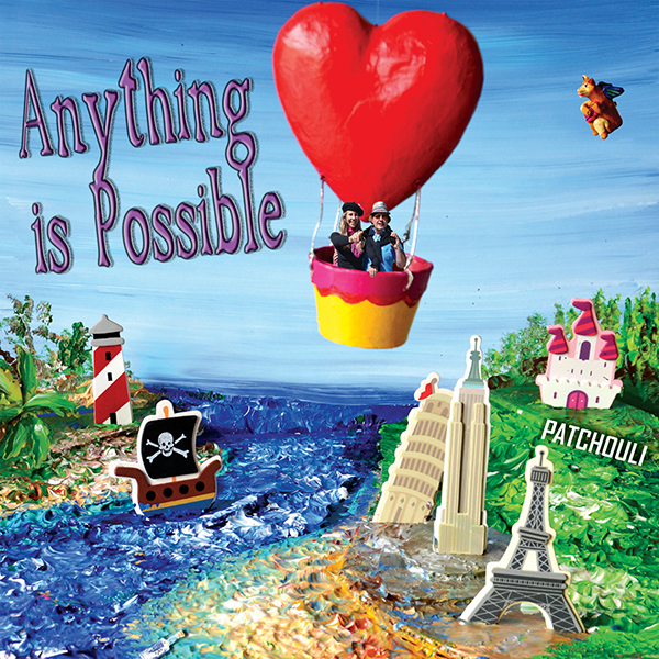 Patchouli: Anything is Possible (CD)