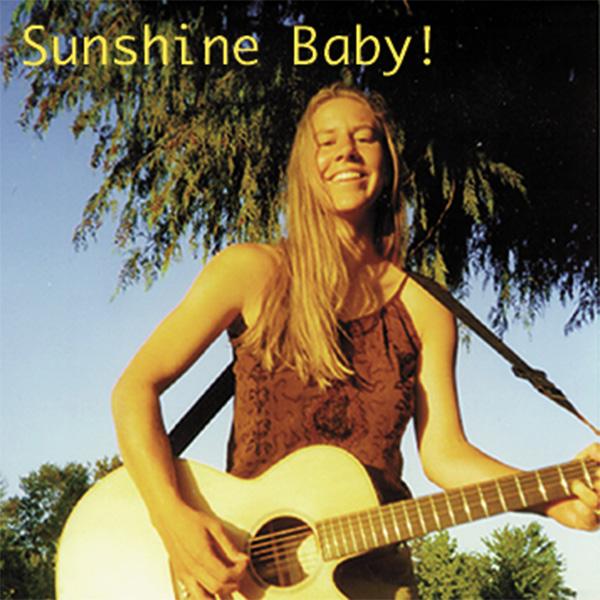 Patchouli: Sunshine Baby  (CD)