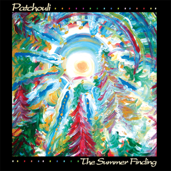 Patchouli: The Summer Finding  (CD)