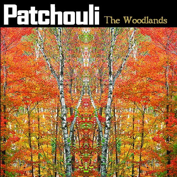 Patchouli: The Woodlands (CD)