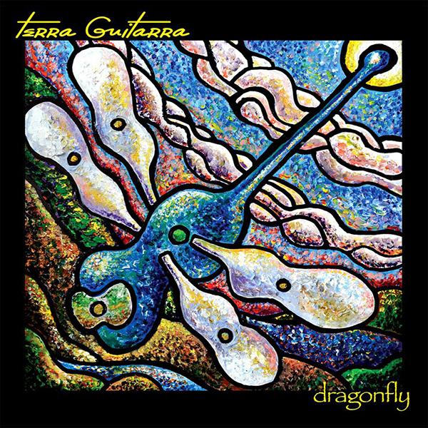 Terra Guitarra: Dragonfly (CD)