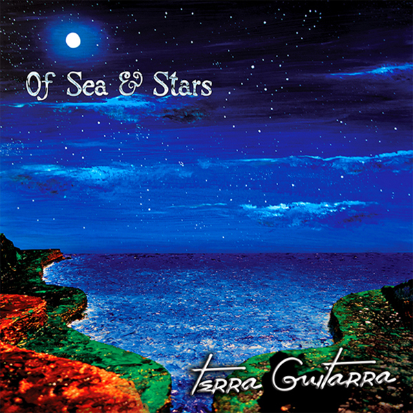 Terra Guitarra: Of Sea & Stars (CD)