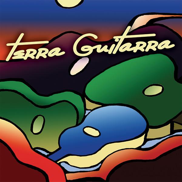 Terra Guitarra: Terra Guitarra  (CD)