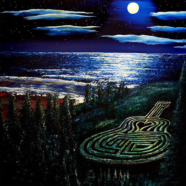 Moonlight Labyrinth (Print)