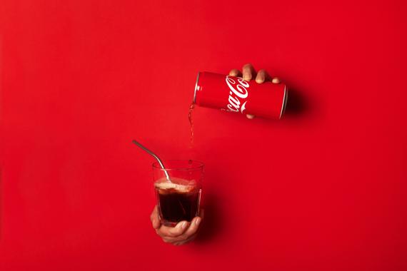 Le classique Coca-Cola !