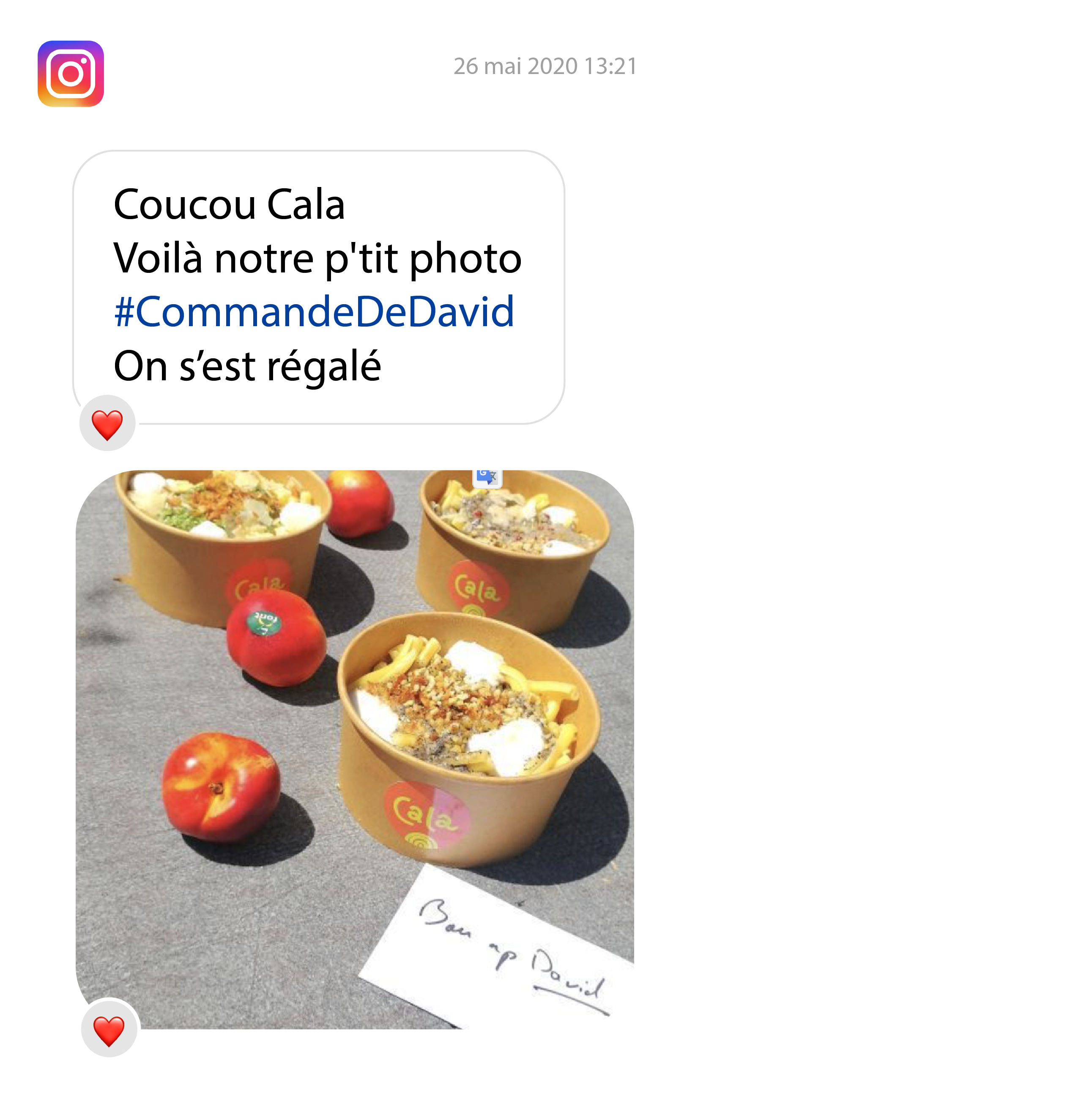Instagram Cala Avis
