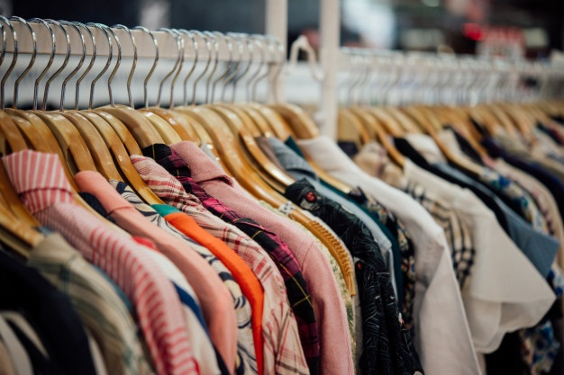 The cost of clothes is rising