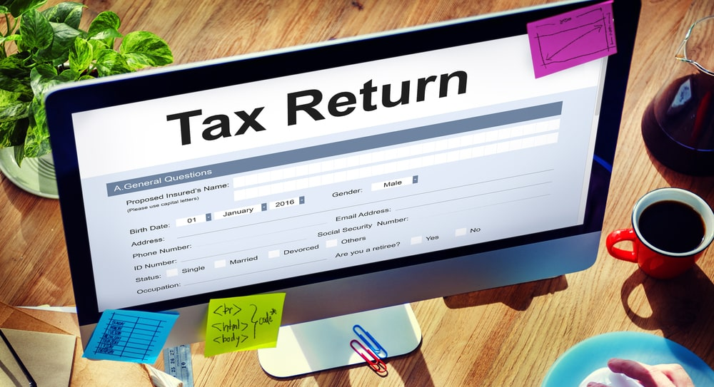 Penalty for late tax return