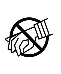 Diebstahlsicherung Theft protection logo