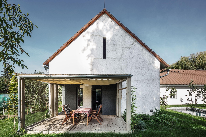 Kolovraty, Chytrý dům, dřevostavba, vestavba, salon dřevostaveb