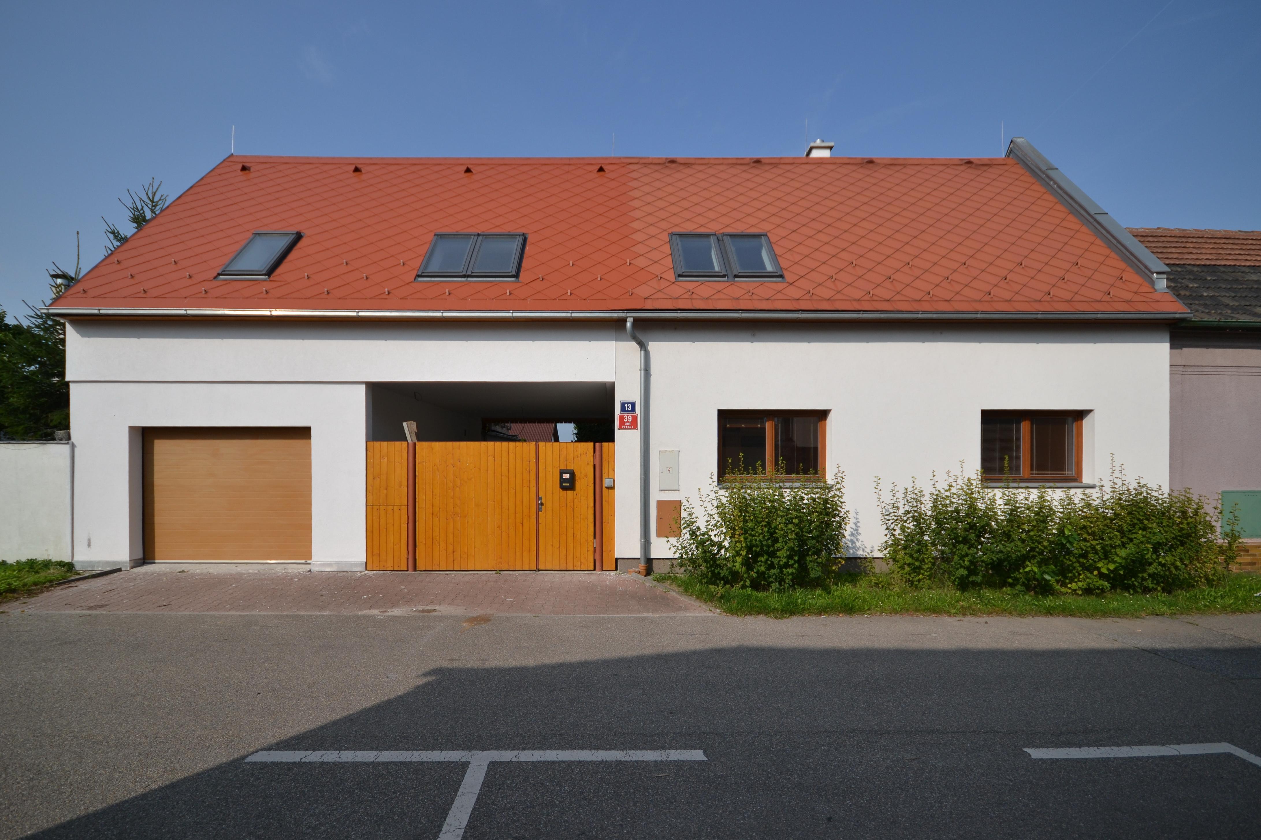 Dostavba rodinného domu Libuš