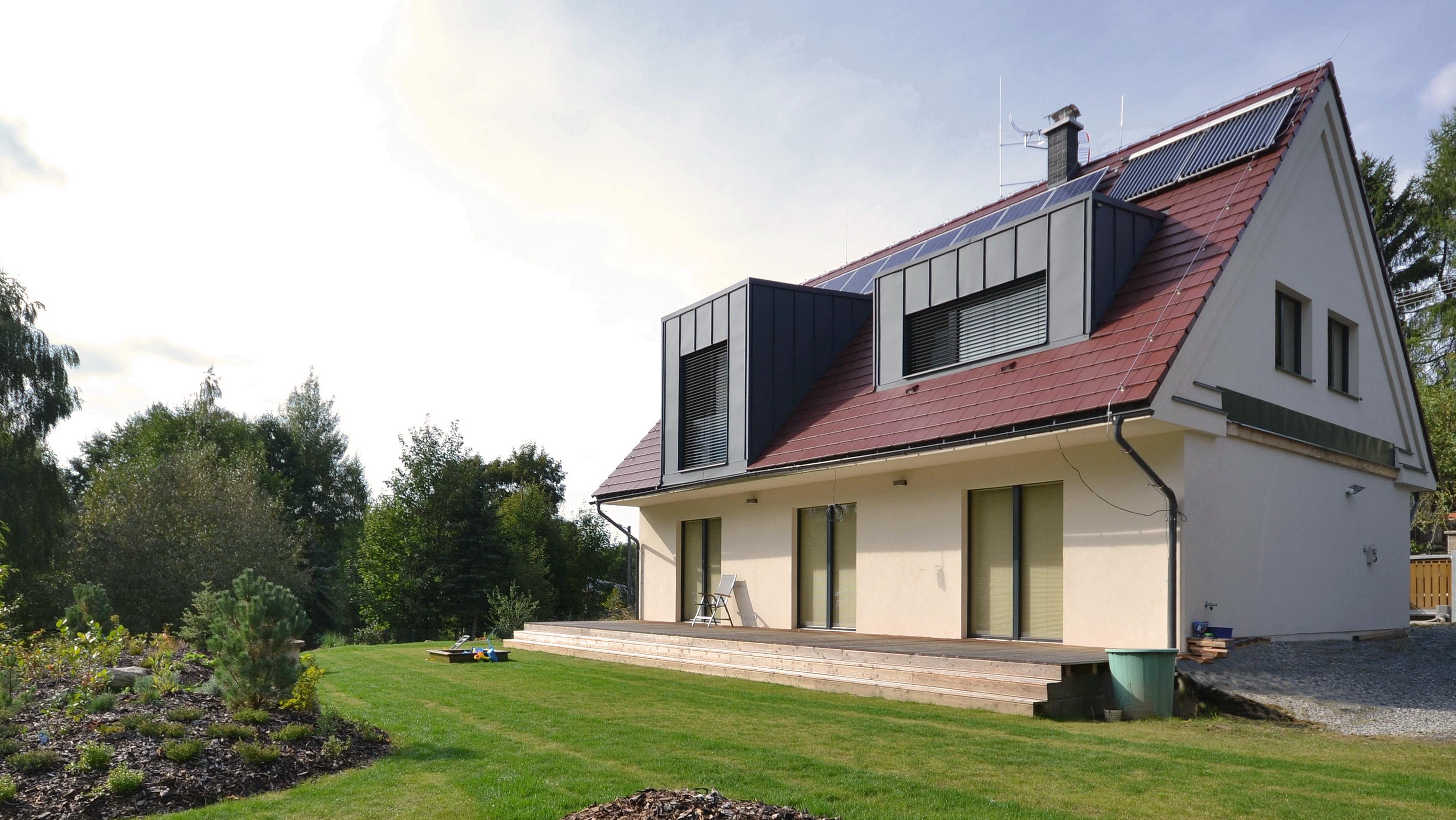 Rodinný dům Brtnice