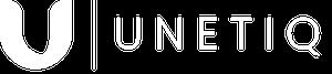 Unetiq logo white