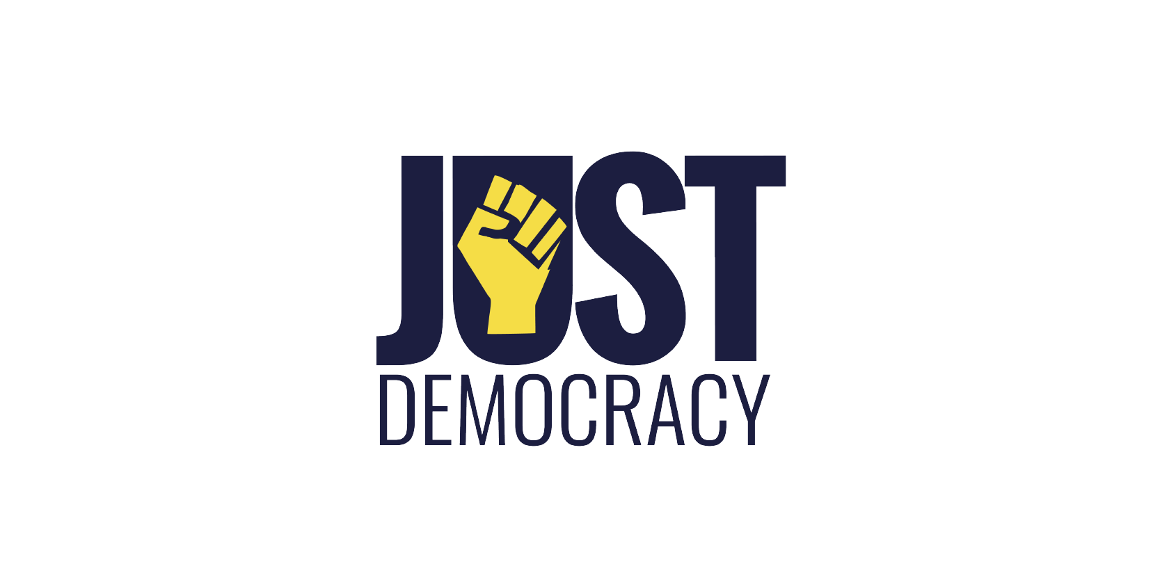 Just Democracy logo