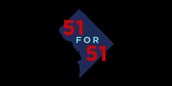 51 for 51 logo