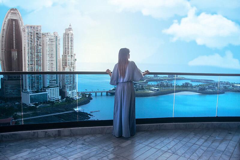Ocean Front Penthouses
