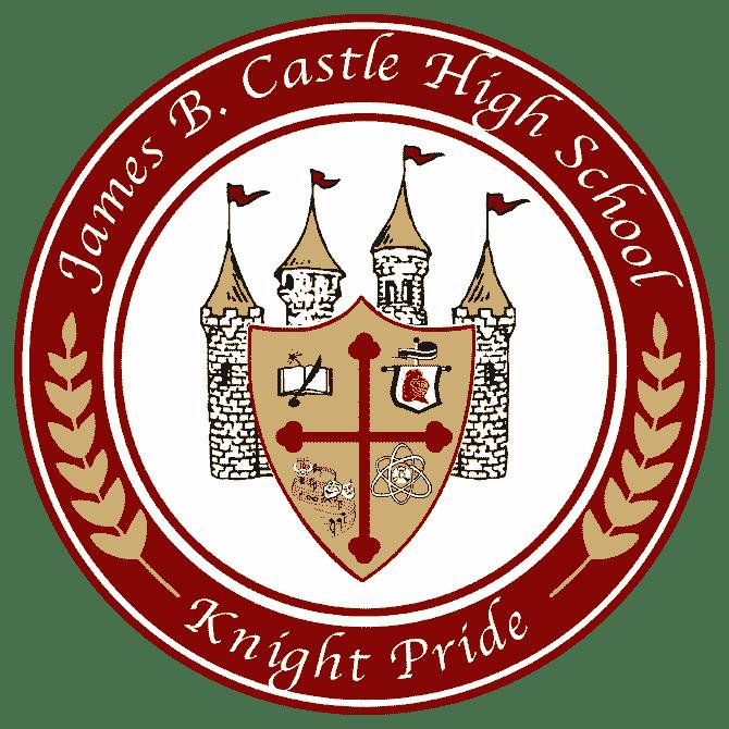 Seal of James B. Castle High School