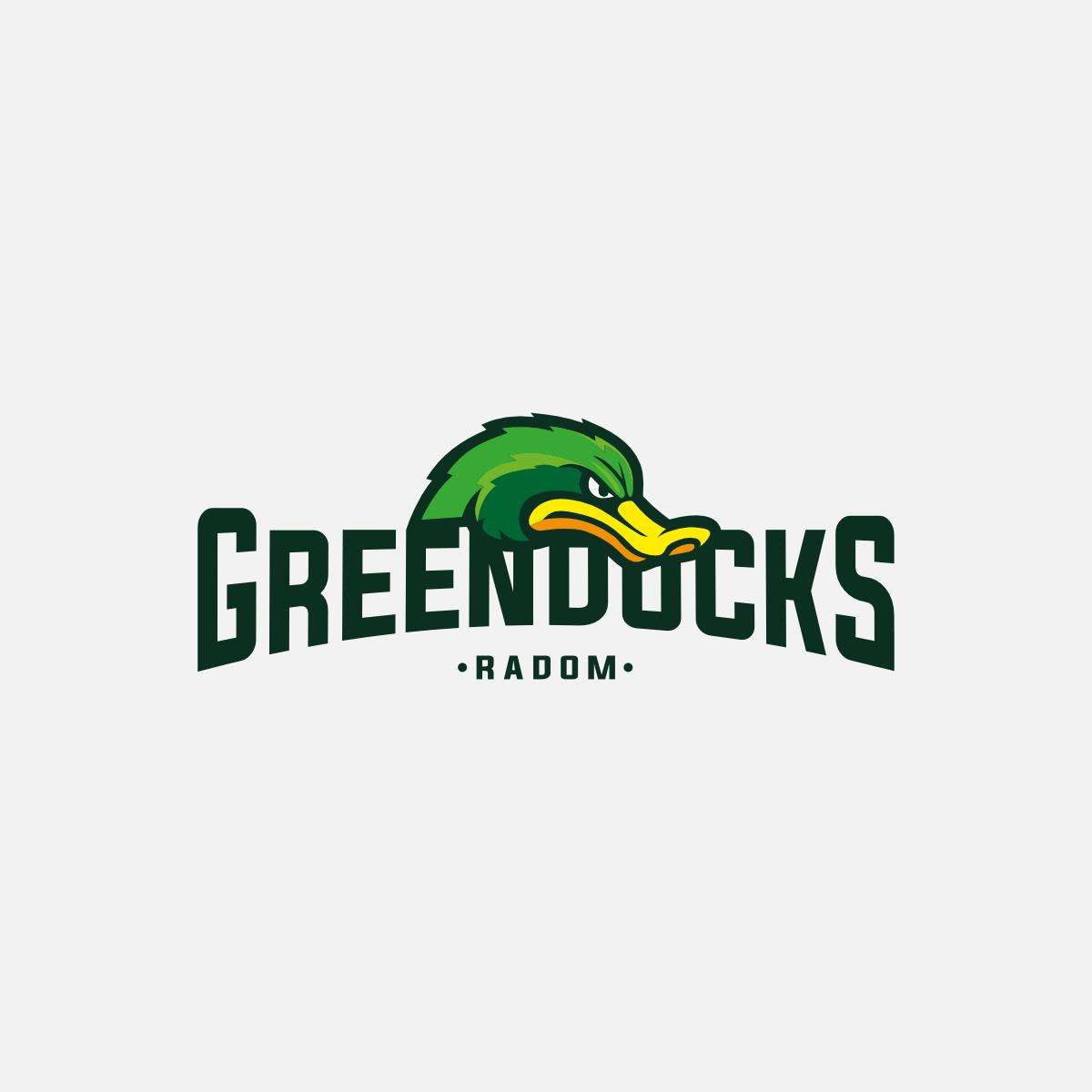 Green ducks projekt logo