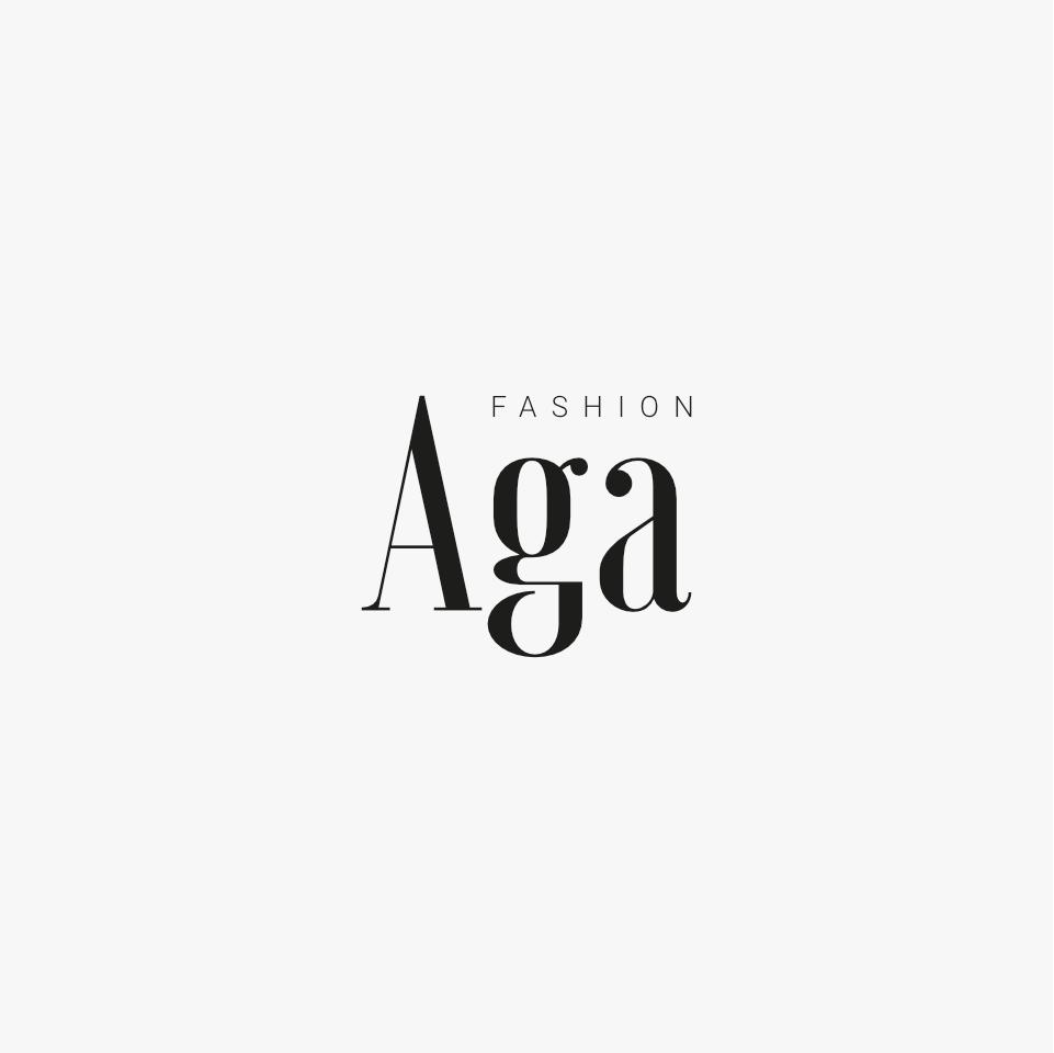 aga fashion wersja achromatyczna