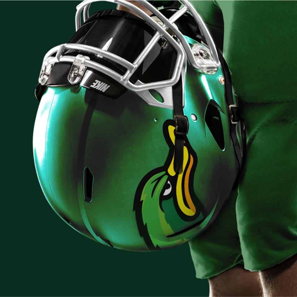 Green Ducks logo sportowe