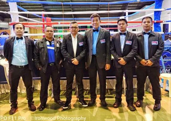 Mendoza claims WBF International Flyweight Title