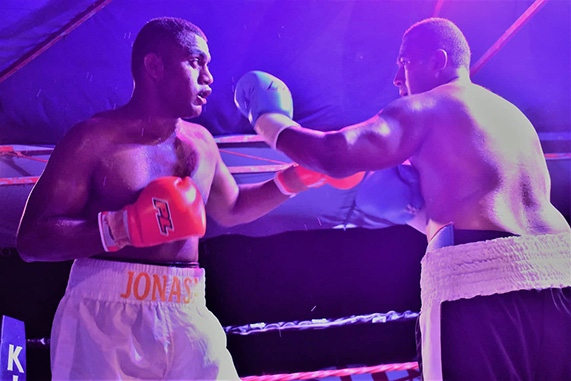 James 'The Beast' Singh faced former WBF Australasian title challenger Jonasa Kavika