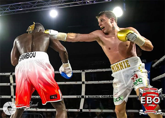 Tommy Jacobs (UK) and Matar Sambou (UK via Senegal)