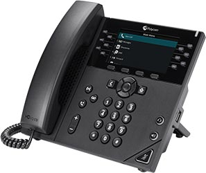 Poly VVX 450 IP Phone