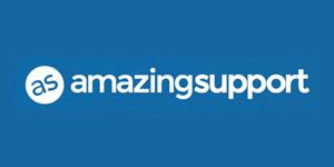 Amazing support logo