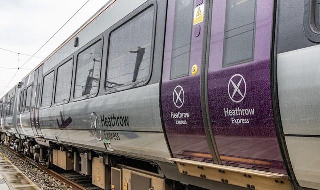 Rail: Heathrow Express new Class 387 Fleet