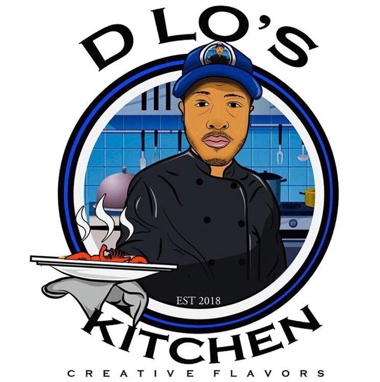Dlo's Kitchen logo